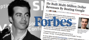 Evan Bailyn in Forbes