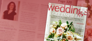 The Green Bride Guide in Martha Stewart Weddings Magazine