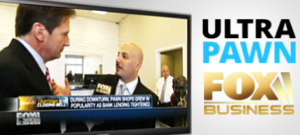 Ultra Pawn CEO, George Souri on Fox Business News