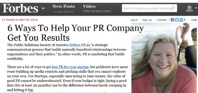 Astonish Media Group Featured in Forbes